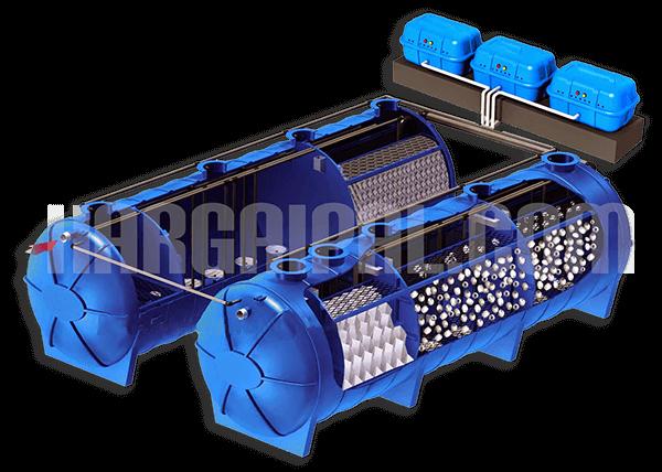 reaktor ipal industri