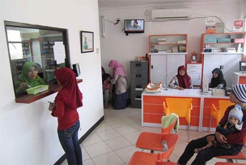 Klinik Kesehatan di Masyarakat