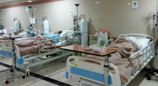 pelayanan rumah sakit khusus kebidanan